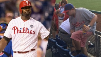 Police Are Looking For This Horrible Phillies Fan Who Allegedly Threw A Beer Bottle At Ryan Howard