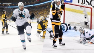 Four Goals In Five Minutes Led To An Insane First Period Of Stanley Cup Final Game 5
