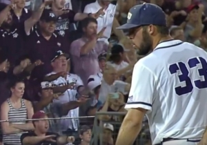 This Ruthless Baseball Chant May Be The Greatest Psych-Out Move In All Of Sports
