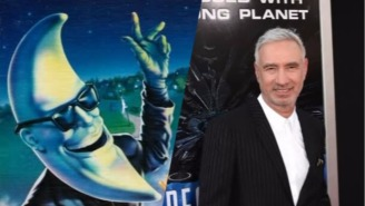Roland Emmerich Is Going To Make The Moon Crash Into The Earth In 'Moonfall'