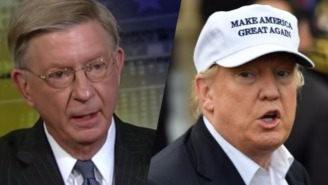 George Will Leaves The GOP And Cites Donald Trump As The Reason