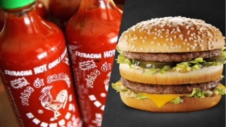McDonald's Keeps The Experiments Coming And Decides To Give Sriracha A Tryout