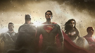 Did Warner Bros. change the conversation about 'Justice League' today?