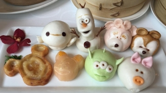 Disney Is Serving Up Dim Sum Characters That Are Too Cute To Eat
