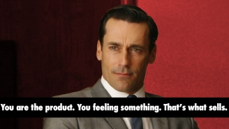 A Ranking Of Don Draper's Most Profound Sales Pitches