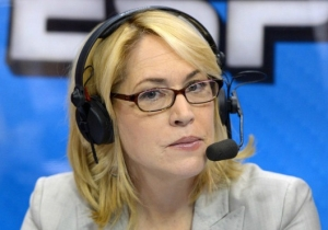 Doris Burke Told A Terrific Tale About The Time Drake Hit On Her
