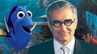 Eugene Levy On 'Finding Dory' And The Time John Candy Talked Him Into Wearing Assless Chaps