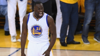 Draymond Green Is Sick Of Getting Technicals For Yelling After Dunks