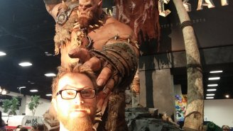 Director Duncan Jones discusses what makes Ben Foster's magic work in 'Warcraft'