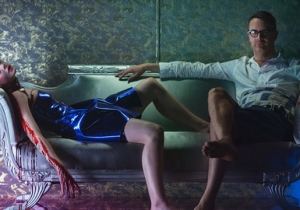 Nicholas Winding Refn And Elle Fanning Talk About Collaborating On The Shocking 'The Neon Demon'