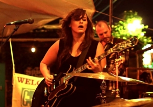 Watch An Emerging Rock Star Shred Through An Intoxicating Performance At Austin's Spider House