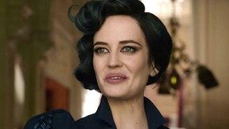 The New 'Miss Peregrine's Home For Peculiar Children' Trailer Is Tim Burton's 'X-Men'