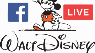 Disney gets Facebook Live fever, announces their next project via choppy video feed