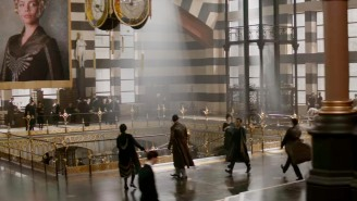 American Wizards have their own Homeland Security System in 'Fantastic Beasts'