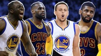 Our Foolproof NBA Finals Picks Include An Idiot Who Thinks The Warriors Win In A Sweep