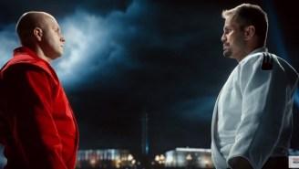 Fedor Emelianenko And Fabio Maldonado Are Making Statues Explode In This Absurd Fight Trailer