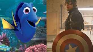 Can 'Finding Dory' beat 'Captain America: Civil War' at the summer box office?