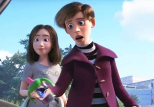 No, That Wasn't A Lesbian Couple In The 'Finding Dory' Trailer