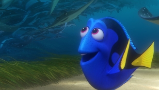 What kind of fish is Dory?