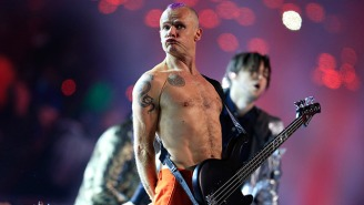 Flea From Red Hot Chili Peppers Fired Back At Clint Eastwood With One Strong Tweet