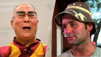 Fox News Asks The Dalai Lama If He's Ever Seen 'Caddyshack' And Receives A Fitting Response