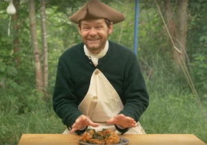 This Video Will Teach You How People Made Fried Chicken In The 18th Century