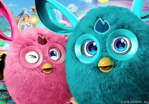 A New Generation Of Furbies Is Here To Terrify Us All Over Again