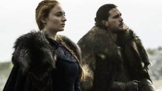 Old gods and the new help me, I think I'm shipping Sansa and Jon on 'Game of Thrones'
