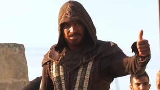 Michael Fassbender Takes Us Behind The Scenes In The Latest 'Assassin's Creed' Featurette