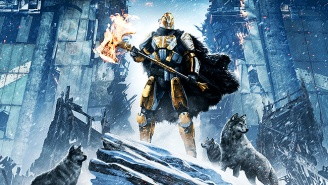 'Destiny' Finally Leaves The Xbox 360 And PS3 Behind With The New Expansion, 'Rise Of Iron'