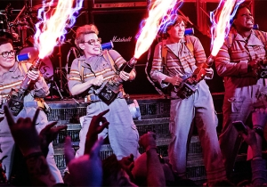 'Ghostbusters' Shows Off Its New Proton Gadgets