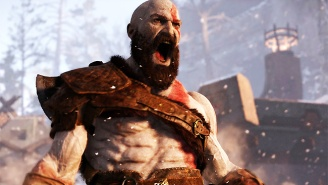 The Next 'God Of War' Debuts With A Stunning Trailer Starring A Bearded Kratos And His Son