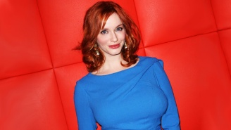 Nicolas Winding Refn Confirms He Pitched A Christina Hendricks 'Wonder Woman' Movie To Warner Bros.