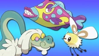 'Pokémon Sun And Moon' Reveals A Batch Of Bizarre New Monsters, And Some Fans Aren't Pleased