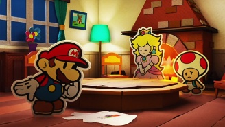 The Mushroom Kingdom Gets Mysterious In The Latest 'Paper Mario: Color Splash' Footage