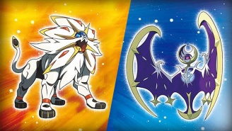 Check Out The Super Effective New Legendaries In The Latest 'Pokémon Sun & Moon' Trailer
