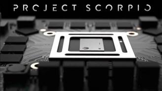 Microsoft's Ultra-Powered Xbox Update 'Project Scorpio' Is Real, And It's Coming Next Year