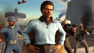 Lando Calrissian Settles The Score In The 'Star Wars Battlefront' Bespin Expansion Trailer