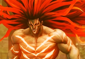 Check Out The Totally Bonkers Story Mode Capcom Hopes Will Save 'Street Fighter V'