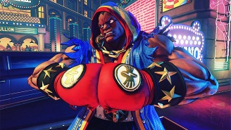 'Street Fighter V' Surprises Fans By Adding The Heavy-Hitting Balrog To Its Next Big Update