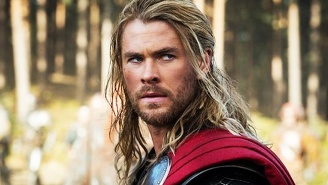 Check Out Chris Hemsworth's Rugged New 'Thor: Ragnarok' Look