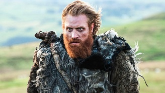 'Game Of Thrones' Star Kristofer Hivju Will Head Under The Sea For 'Justice League'