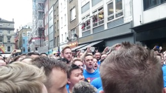 You Might Tear Up At This Performance By The London Gay Men's Choir As They Pay Tribute To Orlando