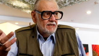 George A. Romero, zombie godfather, is finally getting a star on the Hollywood Walk of Fame