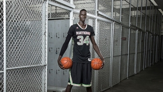 The Uncertainty Surrounding Thon Maker's Age Is The Newest Reason For His Draft Decline