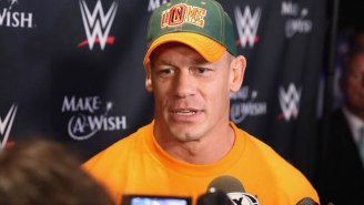 John Cena Doesn't Think He's Granting Enough Wishes For Make-A-Wish Kids