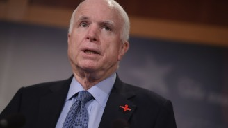 John McCain Wants To Grant The FBI Access To Your Browsing History Without A Warrant
