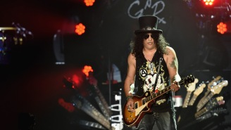 Guns N' Roses Launch Their 'Not In This Lifetime' Stadium Tour In Style