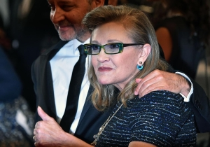General Leia Would Like a Word: Star Wars' Carrie Fisher Starts Advice Column