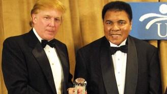 Donald Trump's Tweet From December Haunts Him After Muhammad Ali's Death